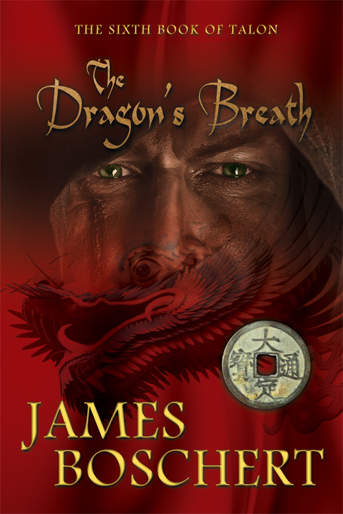 The Dragon's Breath by James Boschert