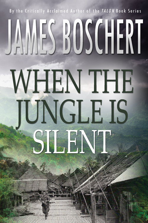 When the Jungle is Silent by James Boschert
