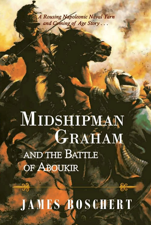 Midshipman Graham by James Boschert