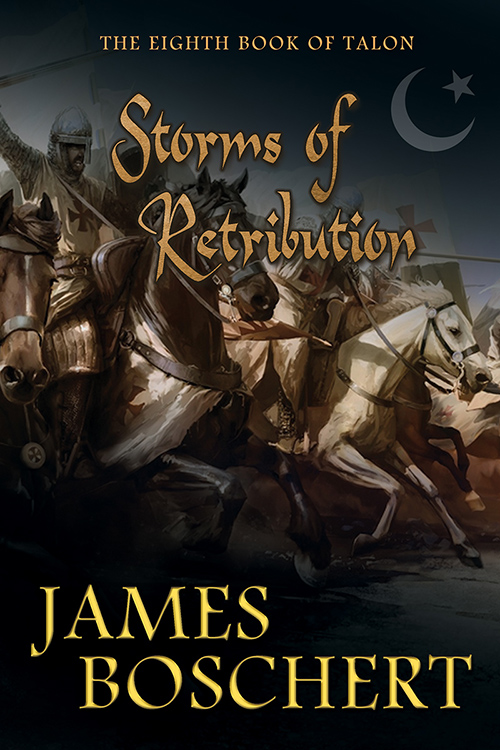 Storm of Retribution by James Boschert