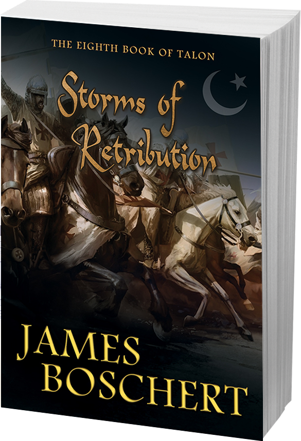 Storms of Retribution by James Boschert